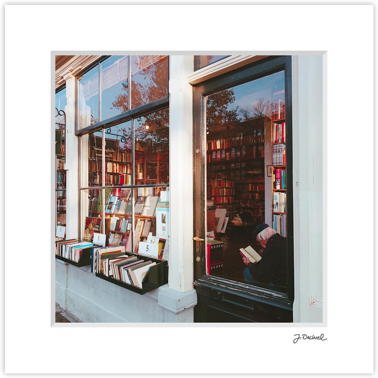 Amsterdam Bookstore