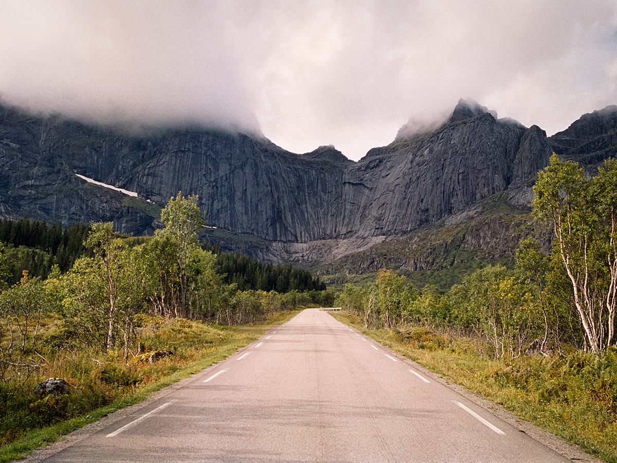 Lofoten Open Road