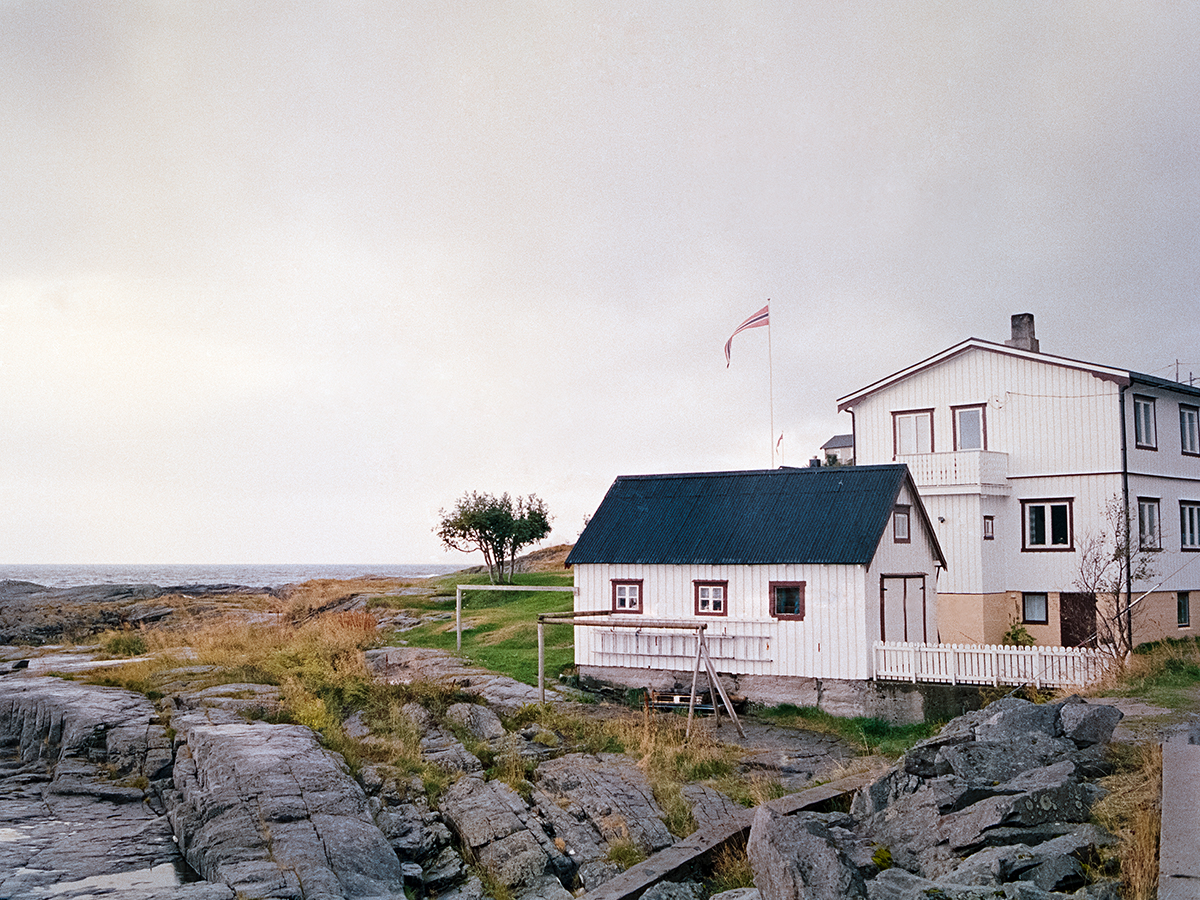 Lofoten Coastal House